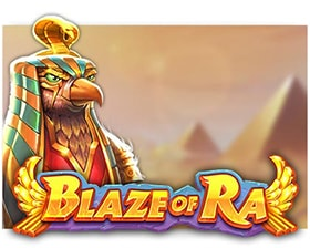 Push Gaming  Blaze of Ra Flash