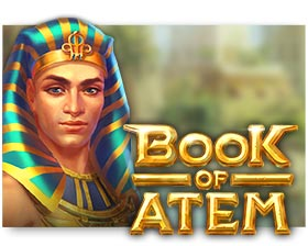 Microgaming Book of Atem