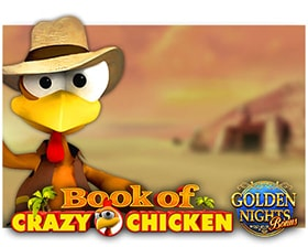 Gamomat Book of Crazy Chicken GDN