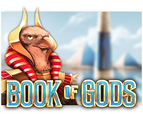 Big Time Gaming Book of Gods Flash