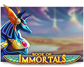 iSoftBet Book of Immortals