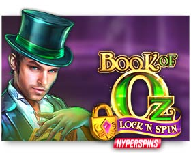 Triple Edge Book of Oz Lock 'N Spin