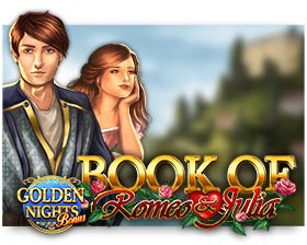 Gamomat Book of Romeo and Julia Golden Nights