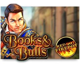 Gamomat Books & Bulls RHFP