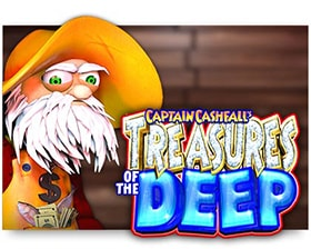 Storm Gaming Captain Cashfall Treasures of the Deep