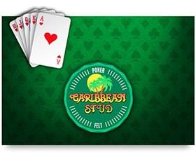 Felt Caribbean Stud Poker (JP)
