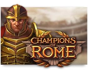 Yggdrasil Champions of Rome