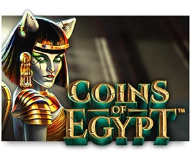 NetEnt Coins of Egypt