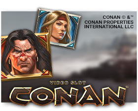 NetEnt Conan Video Slot