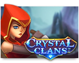 iSoftBet Crystal Clans