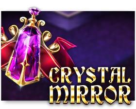 Red Tiger Gaming Crystal Mirror
