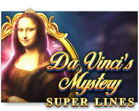 Red Tiger Gaming Da Vinci's Mystery
