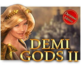 Spinomenal Demi Gods II Christmas Edition
