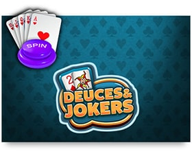 Red Rake Gaming Deuces & Jokers
