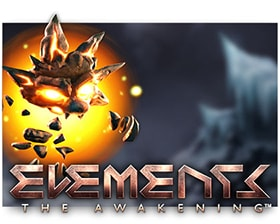NetEnt Elements The Awakening