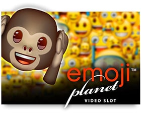 NetEnt Emoji Planet