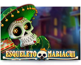 Red Tiger Gaming Esqueleto Mariachi