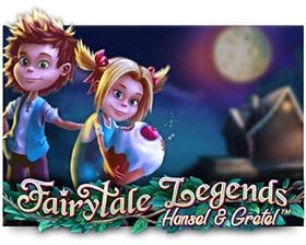 NetEnt Fairytale Legends: Hansel and Gretel
