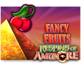 Gamomat Fancy Fruits Respins of Amun Re