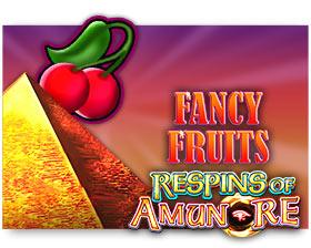 Gamomat Fancy Fruits Respins of Amun Re