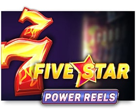 Red Tiger Gaming Five Star Power Reels