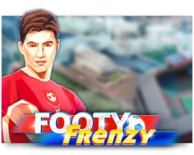 Red Tiger Gaming Footy Frenzy Flash