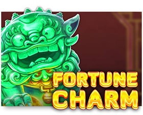Red Tiger Gaming Fortune Charm