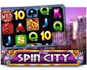 BetDigital Free Spin City