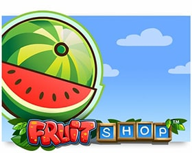 NetEnt Fruit Shop