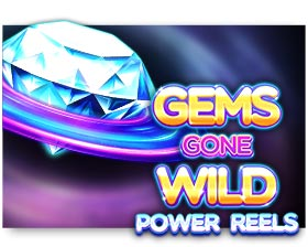 Red Tiger Gaming Gems Gone Wild Power Reels