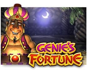 Betsoft Genie's Fortune