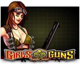 Microgaming Girls with Guns - Jungle Heat