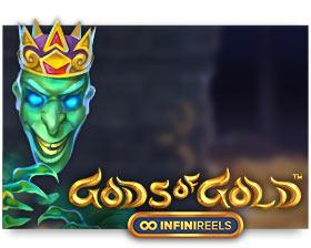 NetEnt Gods of Gold INFINIREELS™