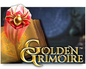 NetEnt Golden Grimoire