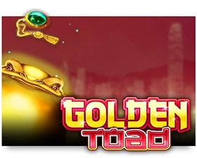 Red Tiger Gaming Golden Toad