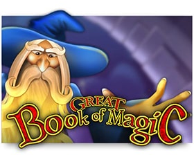 Wazdan Great Book Of Magic