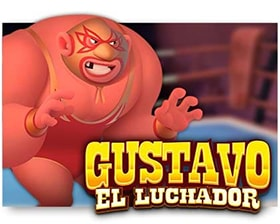 Leander Gustavo El luchador Flash