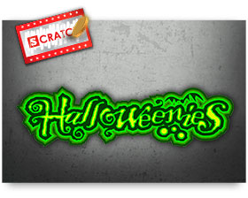 Microgaming Halloweenies Scratchcards