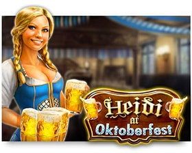 Red Rake Gaming Heidi at the Oktoberfest
