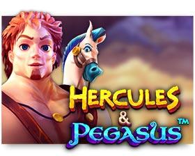 Pragmatic Play Hercules and Pegasus