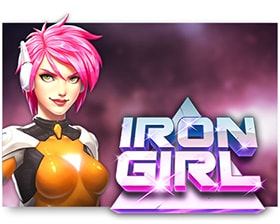 Play'n GO Iron Girl