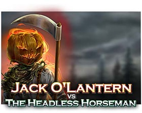 Red Rake Gaming JACK O'LANTERN VS THE HEADLESS HORSEMAN Flash