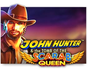 Pragmatic Play John Hunter and the Tomb of the Scarab Queen