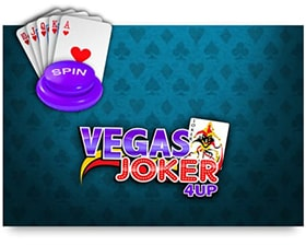 iSoftBet Joker Vegas 4 Up