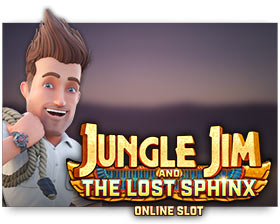 Microgaming Jungle Jim and the Lost Sphinx