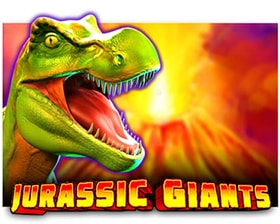 Pragmatic Play Jurassic Giants
