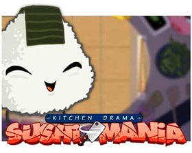 NoLimit City Kitchen Drama Sushi Mania