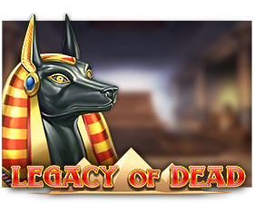 Play'n GO Legacy of Dead
