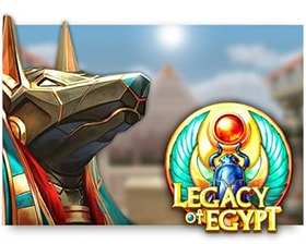 Play'n GO Legacy of Egypt