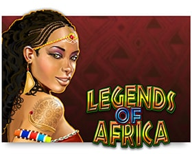 2 by 2 Gaming Legends of Africa